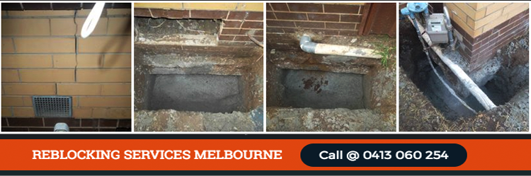 Reblocking Templestowe Lower