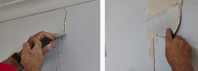 PROFESSIONAL REPAIR CRACKED WALLS